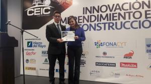 Personas expertas del INDE exponen en congreso de ingeniería